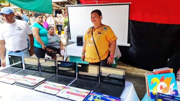 FERIA DE VICTORIAS EDUCATIVAS EN JUIGALPA