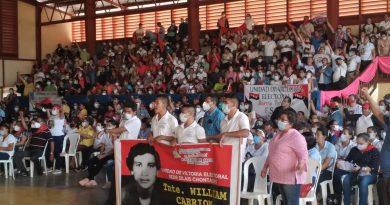 TODOS A ESCUCHAR EL MENSAJE DEL PRESIDENTE DE NICARAGUA
